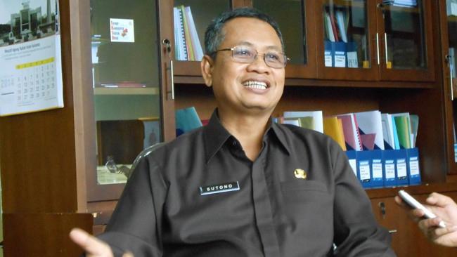 Sekdaprov Lampung Sutono