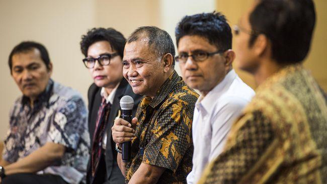 KPK akan menyambangi FBI AS bahas dugaan suap MAXpower ke pejabat Indonesia terkait investasi pembangkit listrik. (ANTARA FOTO/M Agung Rajasa)