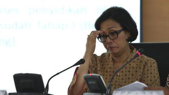 Menteri Keuangan Sri Mulyani (CNN /Andhi Wicaksono)