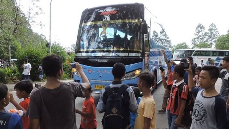 Menhub Minta Bus Tak Permainkan Klakson Telolet