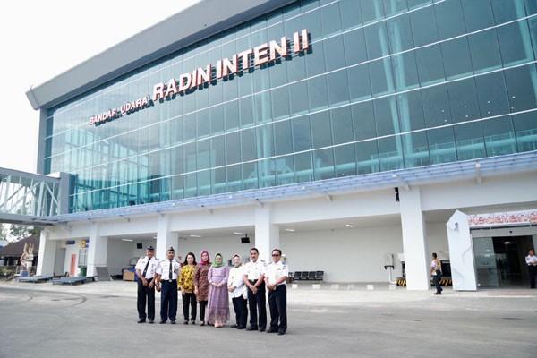 Foto Bandara Banyak Diunggah ke Medsos, Yustin Turun Melihat Langsung
