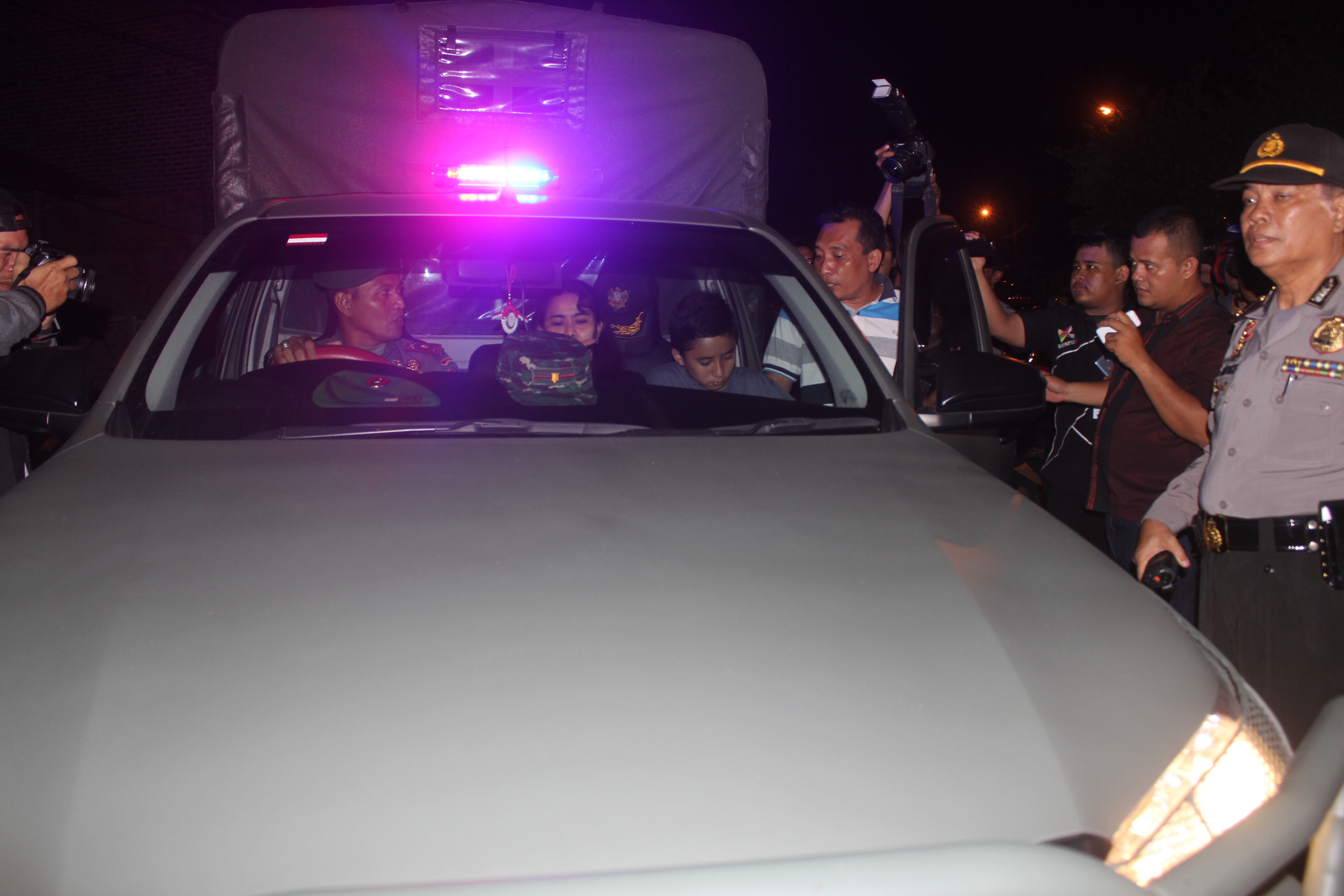 Jeritan Wanita Dari Dalam Gudang, Ini Kata Polisi