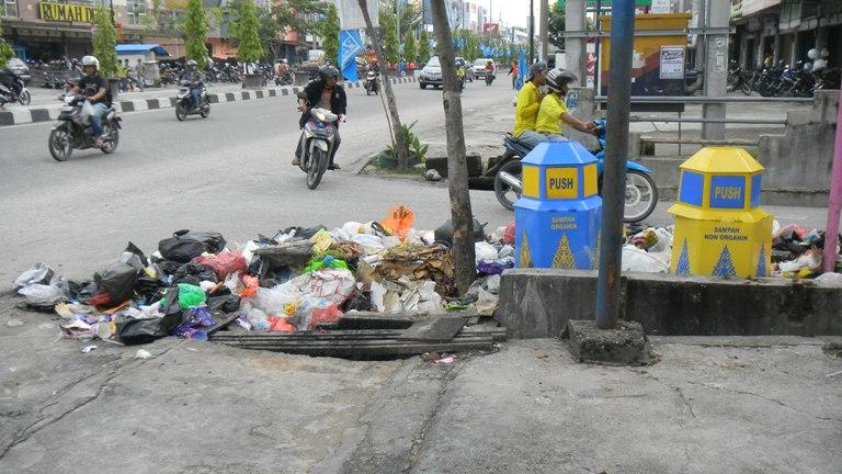 Sampah Di Pringsewu Tanggung Jawab Siapa?