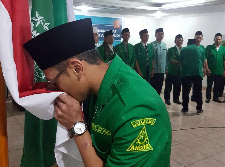 Baiat PCK GP Ansor Saudi Arabia. DOk PP GP Ansor