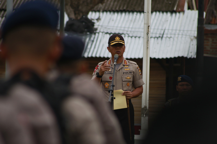 Kapolda Lampung Irjen Sudjarno. Foto Lampungnews/El Shinta