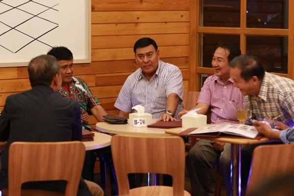 Ketua Umum DPP Lampung Sai