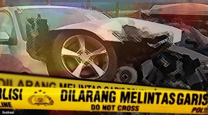 Kecelakaan Truk Rem Blong, 11 Orang Tewas