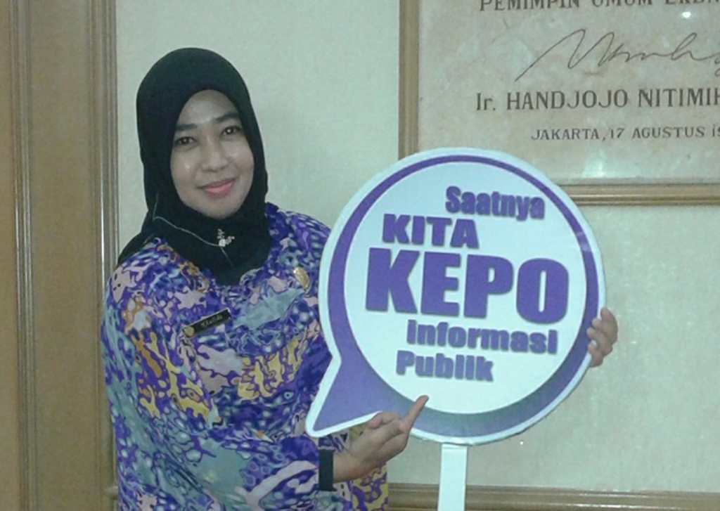 Ketua PW Fatayat NU Lampung, Khalid.a Ist