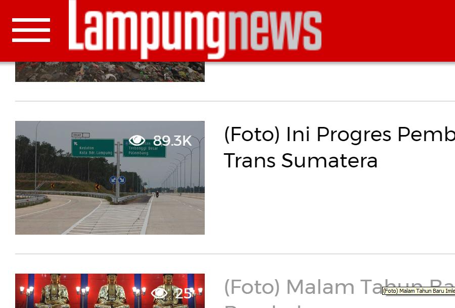 Rubrik Foto Lampungnews.com