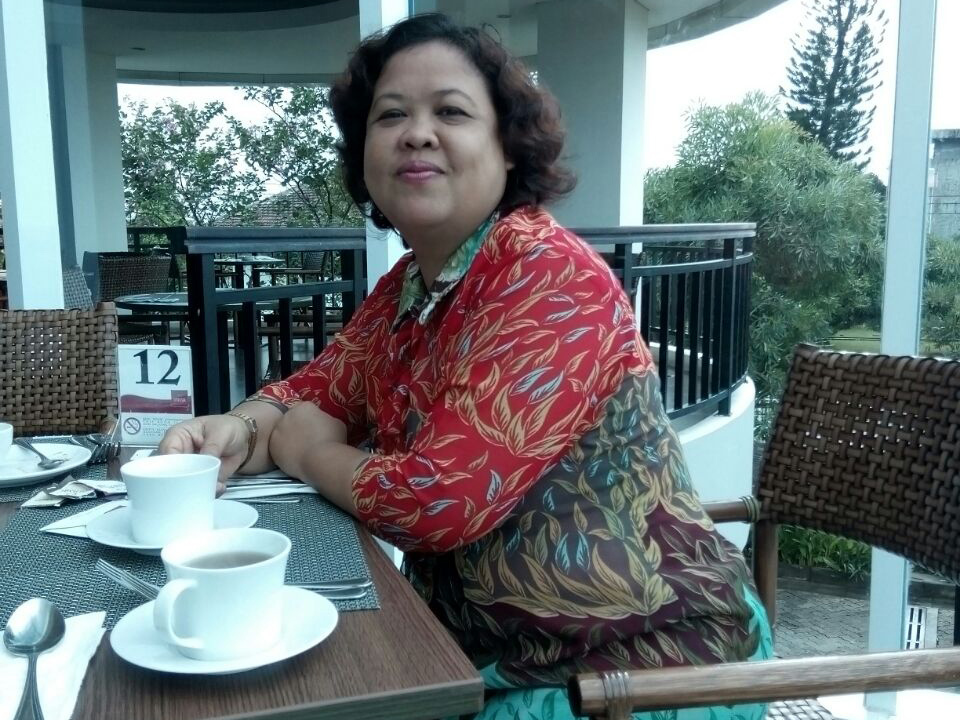 Kepala Divisi Penanganan Kasus Lembaga Advokasi Perempuan Damar, Meda. (Foto: dok)