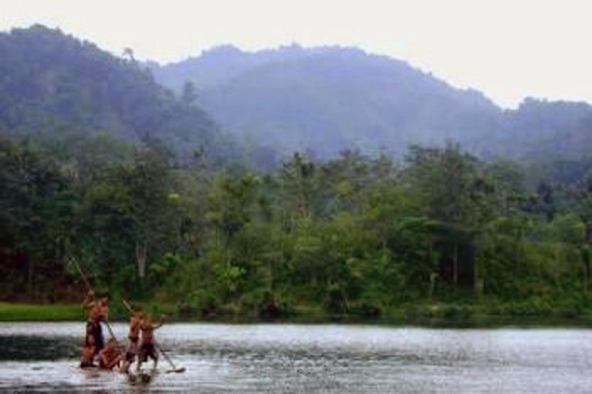 Telaga Rejo, Surga Tersembunyi di Lampung Tengah