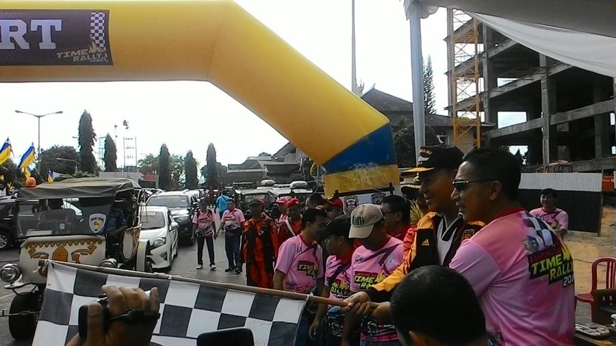 Lampung Sai Time Rally