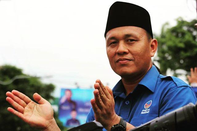 Ketua DPW Partai Nasdem Lampung, Mustafa (Dok Ruangmustafa)