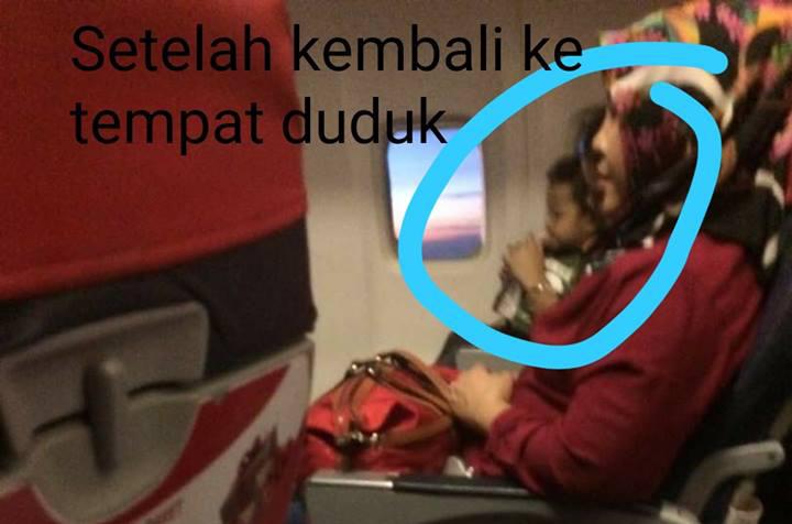 Viral di Medsos, Pilot Lion Air Bertemu Ibu Muda di Kokpit