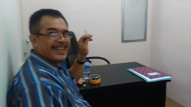 Gumsoni. (Lampungnews/Dokumentasi)