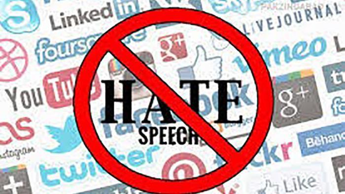 Ilustrasi - Ujaran Kebencian (Net)