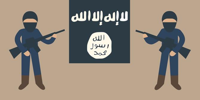 Ilustrasi ISIS (Ist)