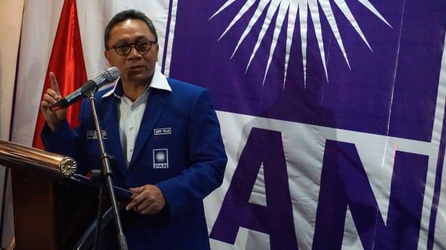 Ketua Umum PAN Zulkifli Hasan (Kumparan.com)