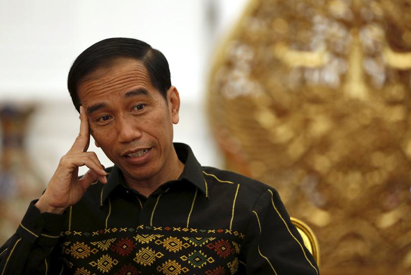 Jokowi Bersiap Hadapi Pilpres 2019