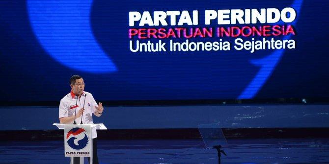 Partai Perindo Dukung Jokowi di Pilpres 2019