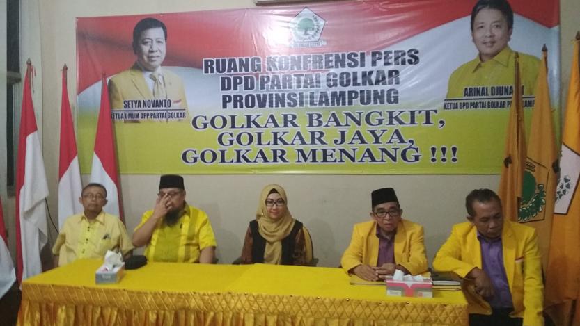 Ikut Penjaringan Partai Golkar, Dewi Handajani Tidak Ambil Pusing Kasus Suaminya