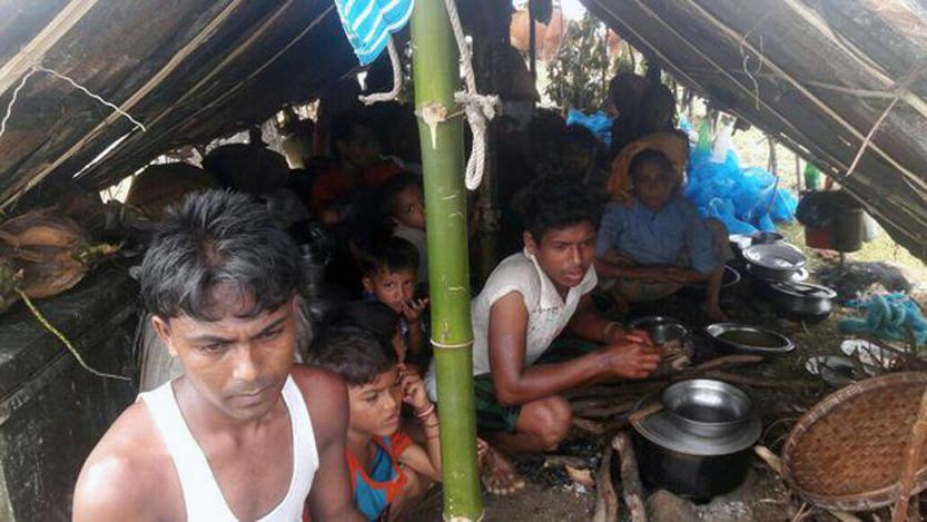 (Dok. Burma Human Rights Network)