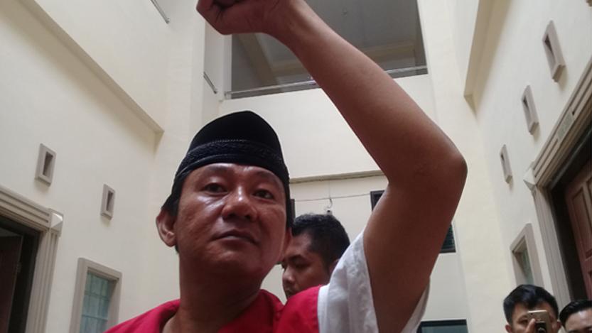 Maruli H Utama. (Lampungnews.com/Adam)
