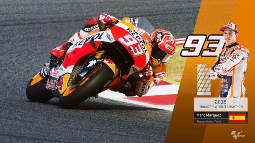 Marc Marquez. (MotoGP)