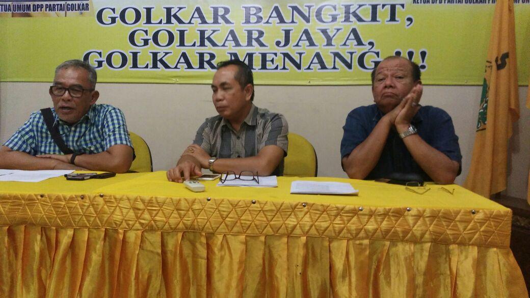 Golkar Lampung Pastikan Rekom Arinal Aman