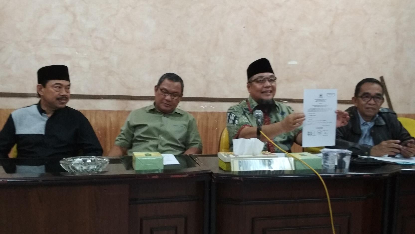 Golkar Lampung Tidak Mengakui FPKPGL
