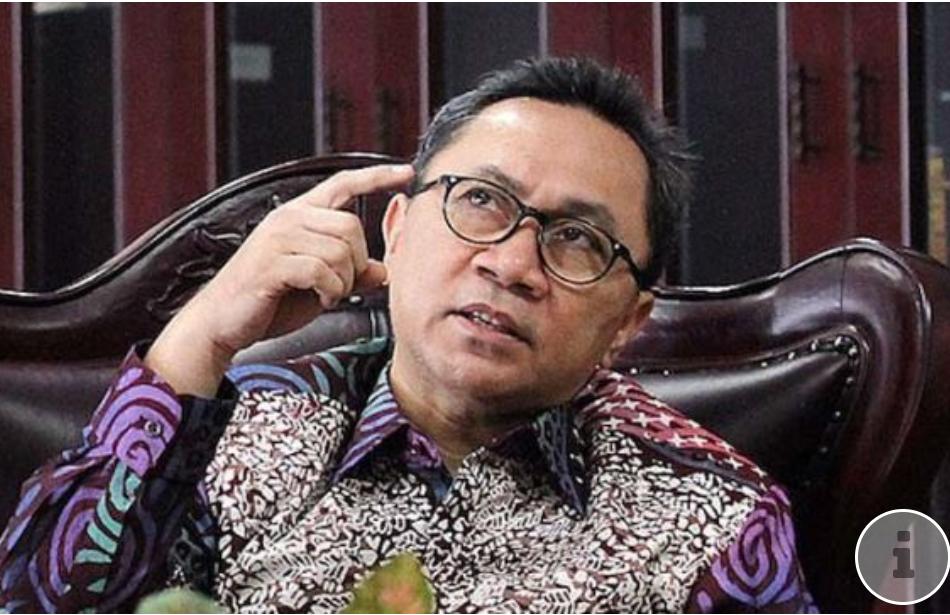 Ketua MPR RI Zulkifli Hasan (ini kata.com)