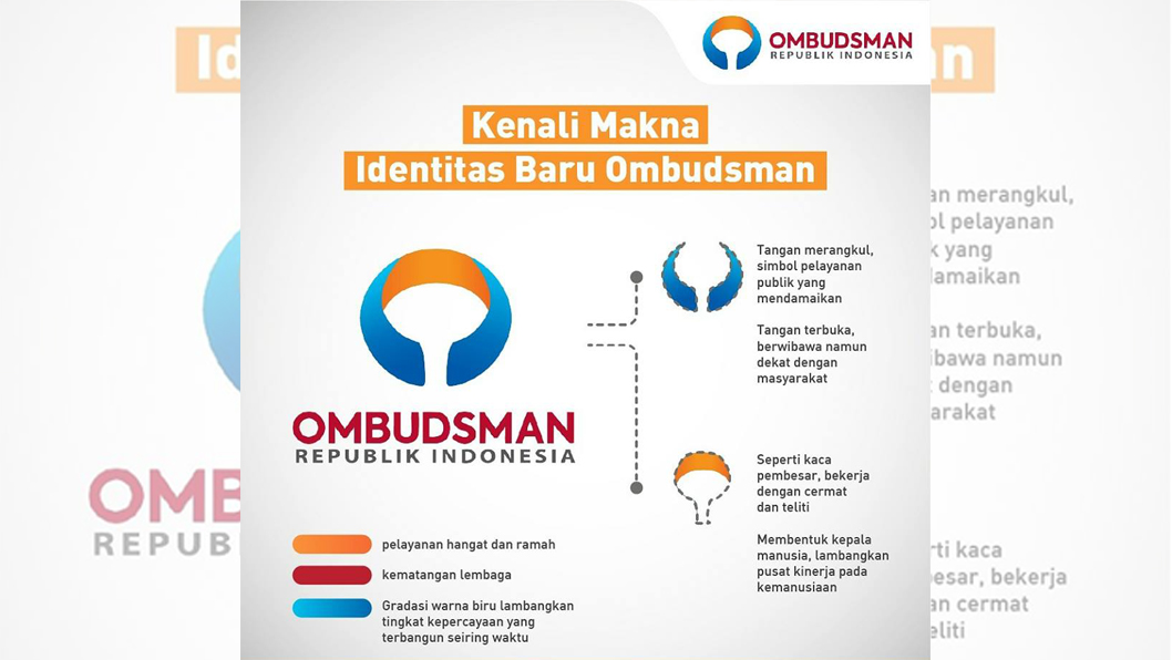 Logo Baru Ombudsman RI Bikin Warganet Jadi 'Khawatir'