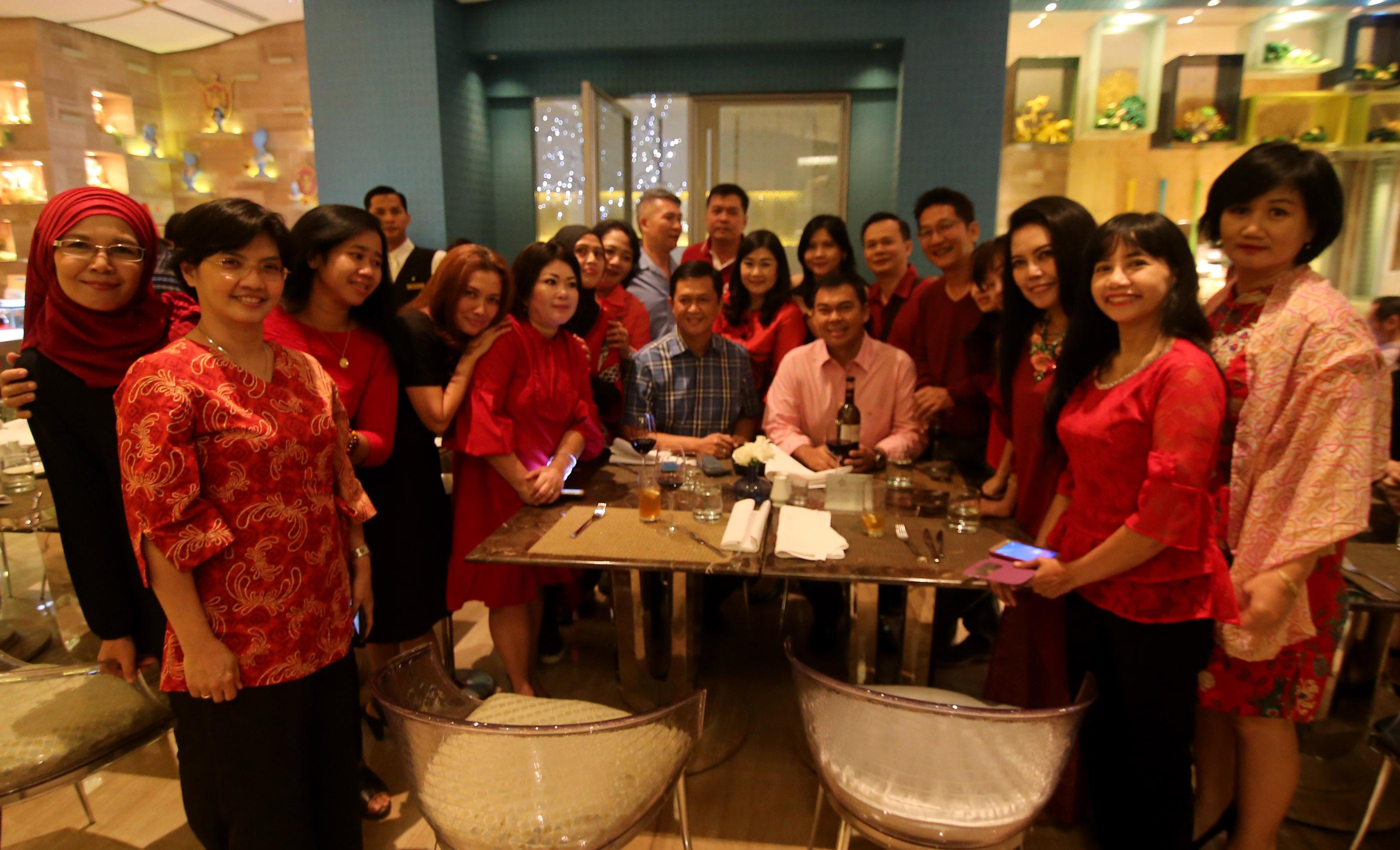 Reuni Alumni SMP Xaverius Angkatan 1986 di Jakarta