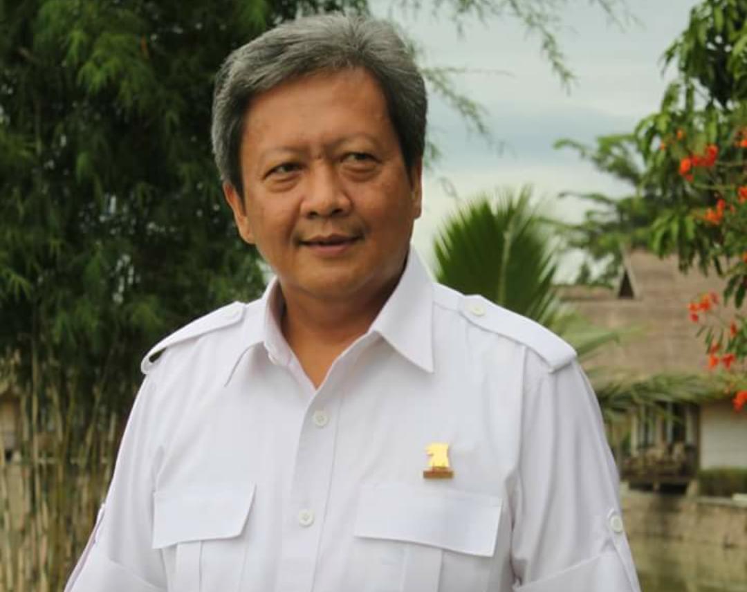 Ketua DPD Gerindra Lampung (Facebook)