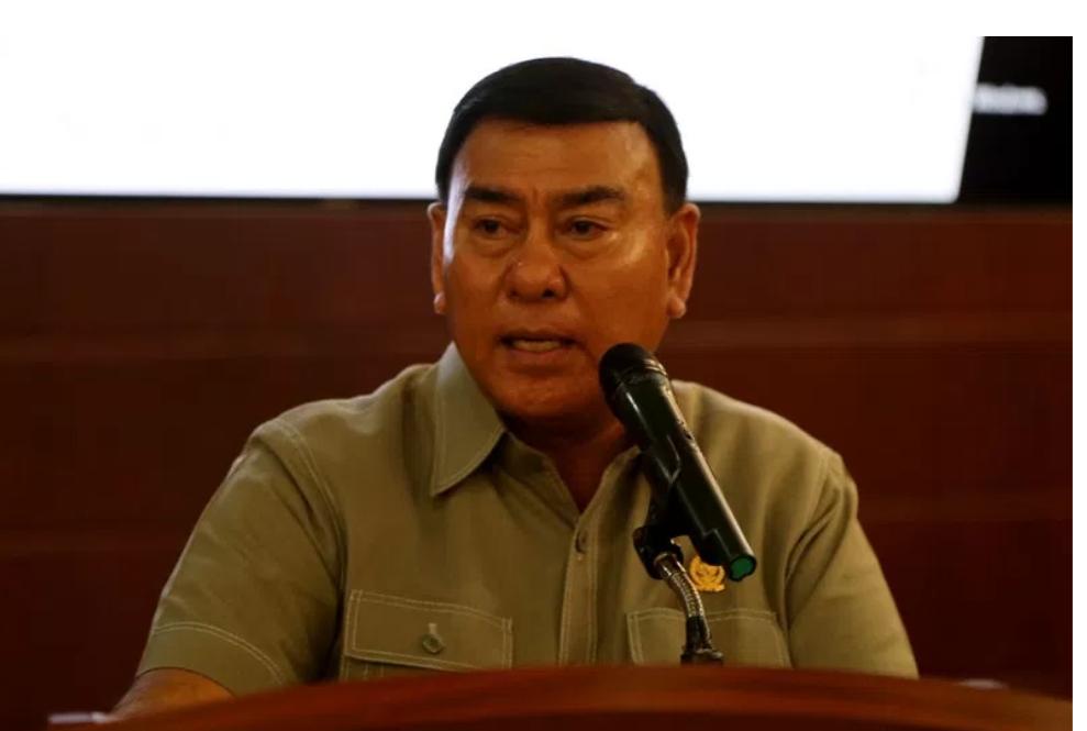 Dubes Indonesia untuk Kroasia Komjen Pol Sjachroedin ZP. (Lampungnews.com)