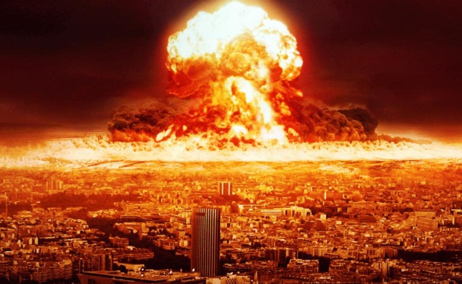 Ilustrasi ledakan nuklir (parstoday.com)