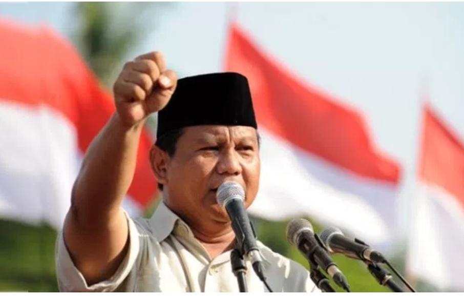 Prabowo Subianto (Islampos/chandra wiguna)