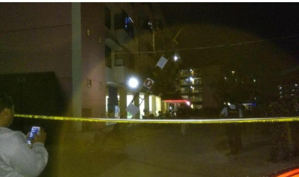 Rusun lokasi ledakan bom di Sidoarjo (foto detik.com)