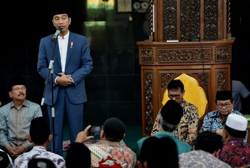 Presiden Jokowi (Setkab.go.id)