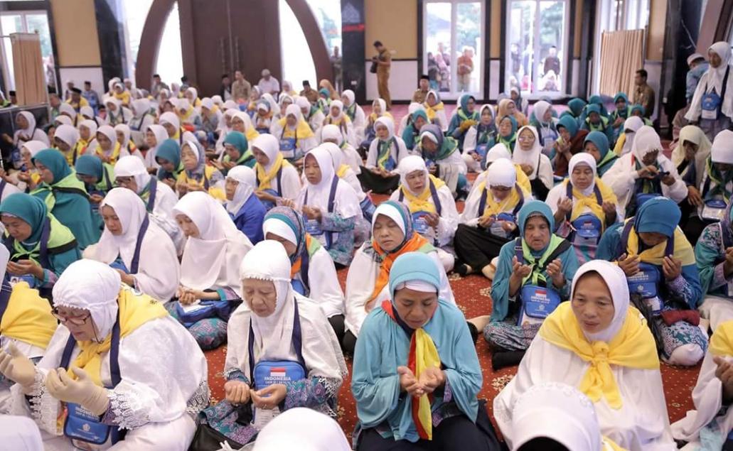 Jemaah Calon Haji Lampung Selatan (Diskominfo Ls?
