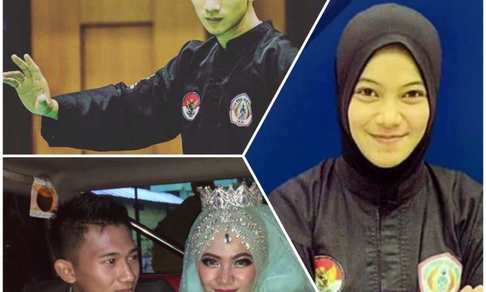 Pasangan Suami Istri Raih Medali Emas Pencak Silat Asian ...