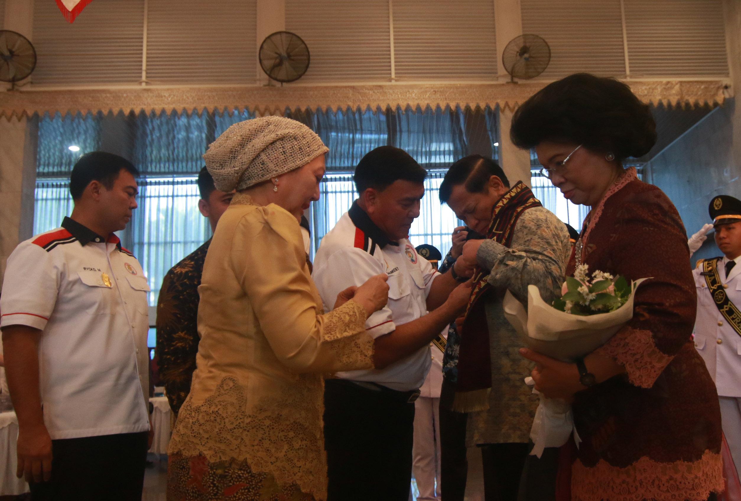 Agum Gumelar Diangkat Jadi Dewan Kehormatan Lampung Sai