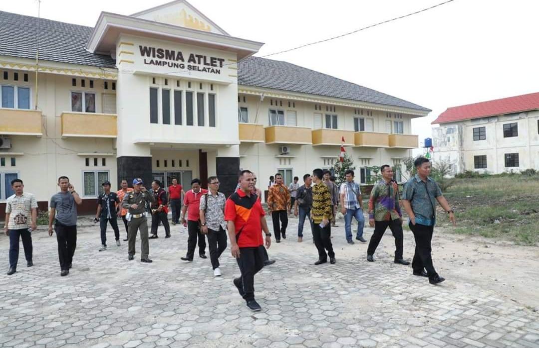Rycko Menoza Lantik Ketua MPC Pemuda Pancasila Bandarlampung