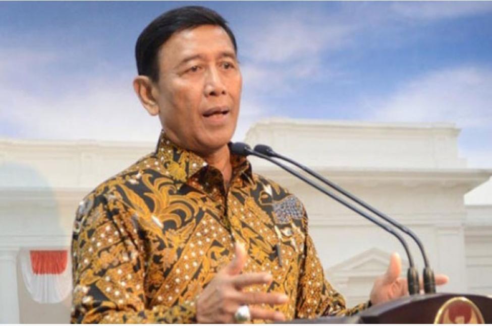 Menko Polhukam Wiranto (Ist)