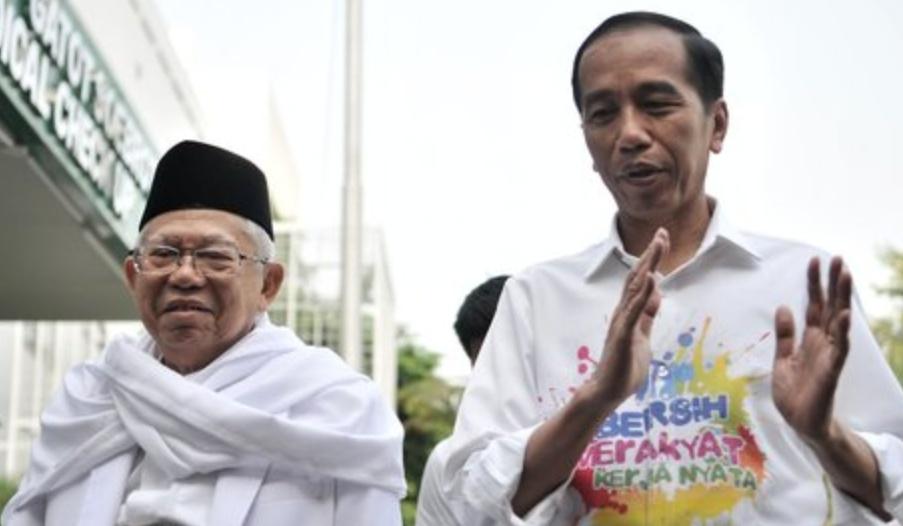 Jokowi- Ma'roef (Mereka.com)