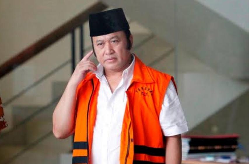 Tersangka Zainudin Hasan (Foto Medcom.id)