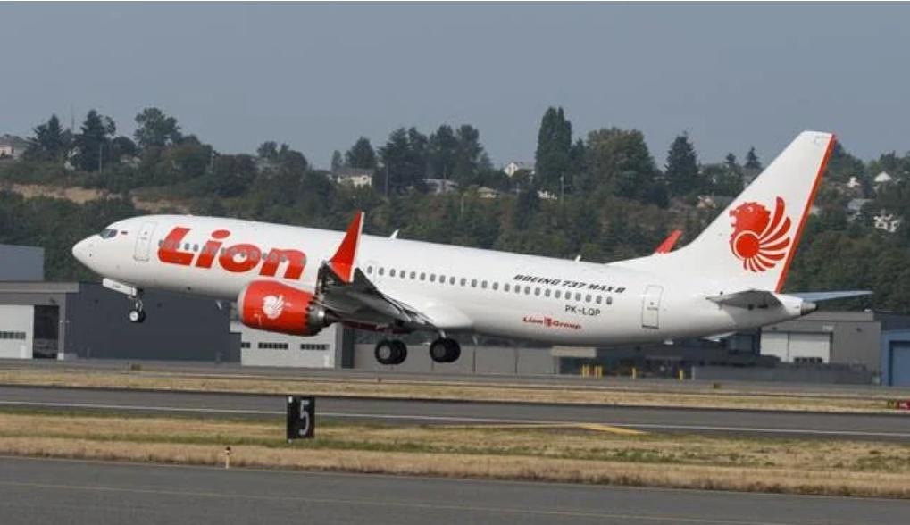 Ilustrasi Lion Air (istimewa)