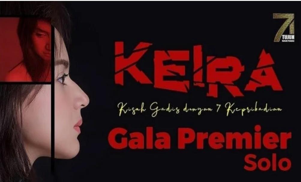Tayang Perdana se-Tanah Air, Film 'Keira' Tampilkan Potensi Wisata Lampung