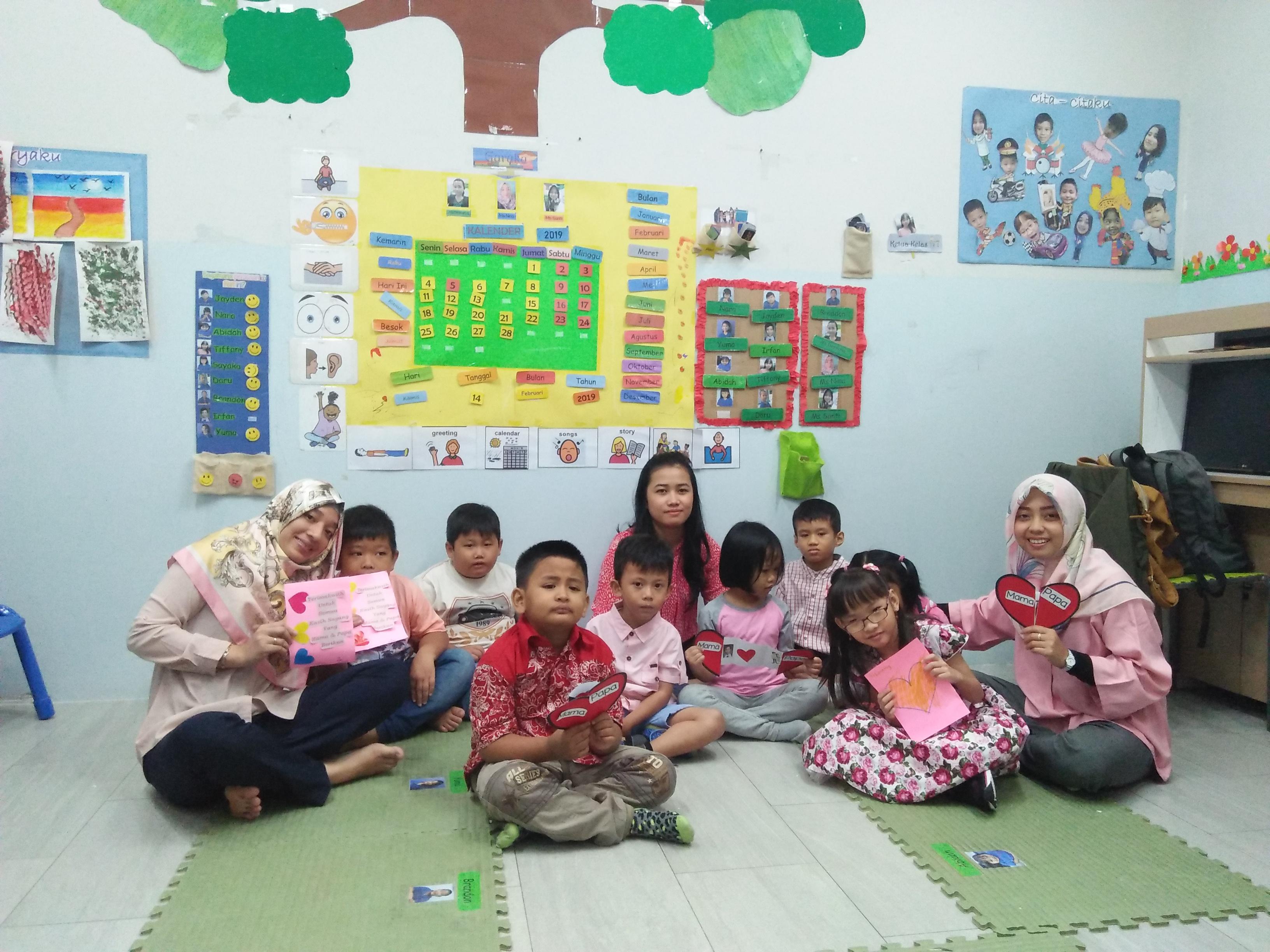 Hari Valentine, SLC Tebarkan Cinta untuk Anak-anak Difabel