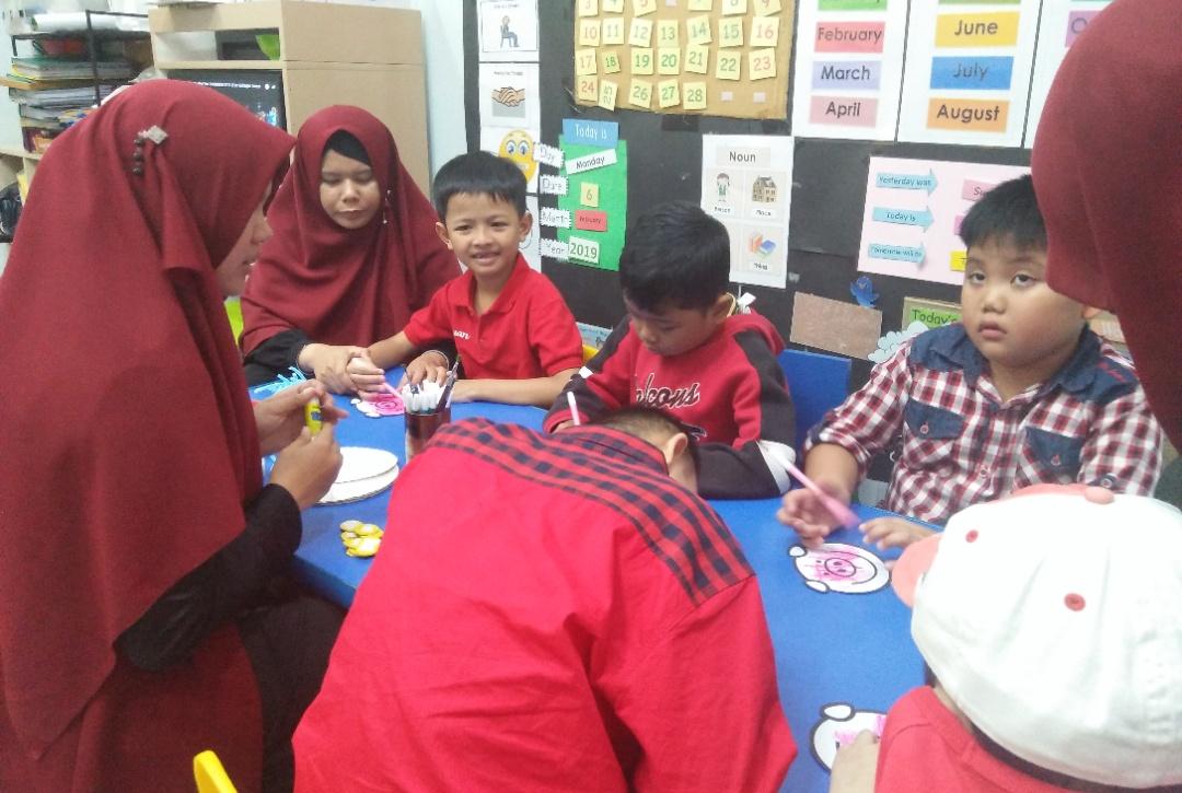 SLC Bantu Tingkatkan Kreatifitas Anak Penyandang Disabilitas